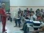 Curso de arbitragem realizado pela FBF em Guanambi-BA